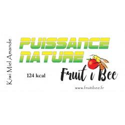 Puissance nature Kiwi Miel Amande