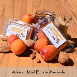 Puissance nature Abricot Miel Eclats d'amande